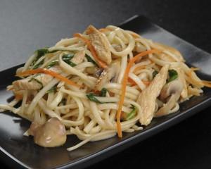 Лапша - одно из основных блюд Китая