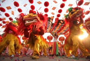 Фото: Китайские праздники
