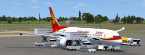 Фото: Hainan Airlines Boeing 787-8