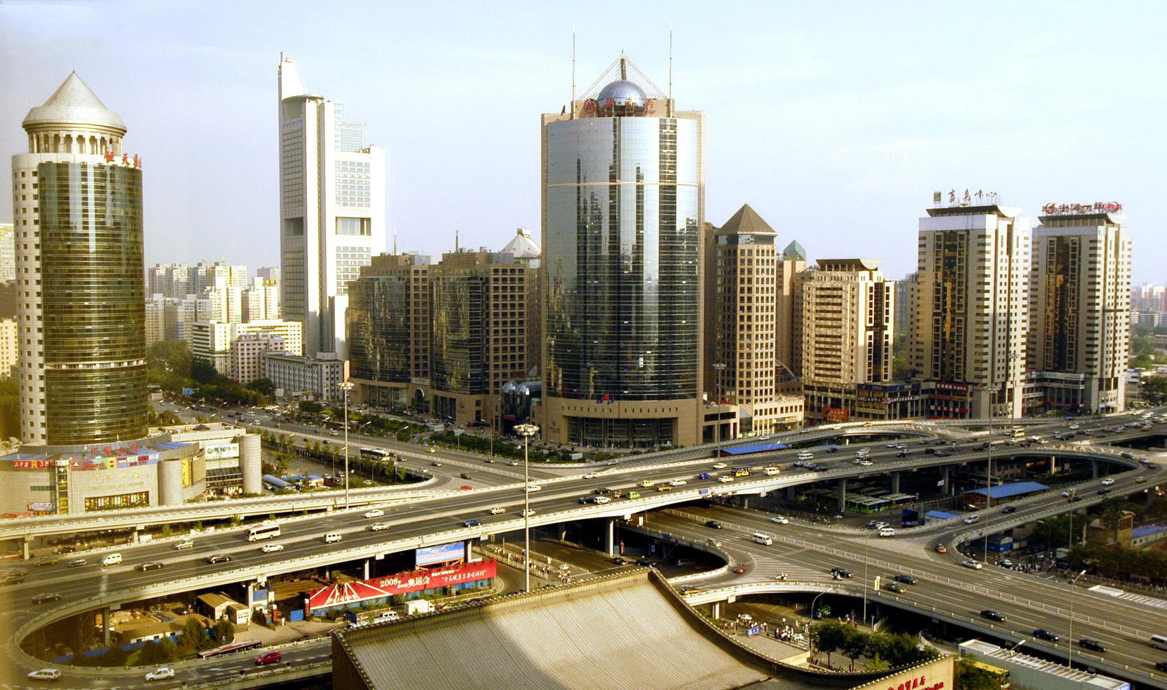 живопись, большинстве современные города китая фото нередко