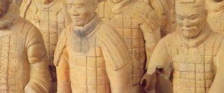 Терракотовая армия - достопримечательность Китая